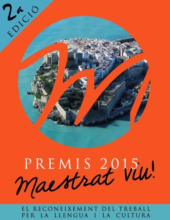 cartell premis 2015